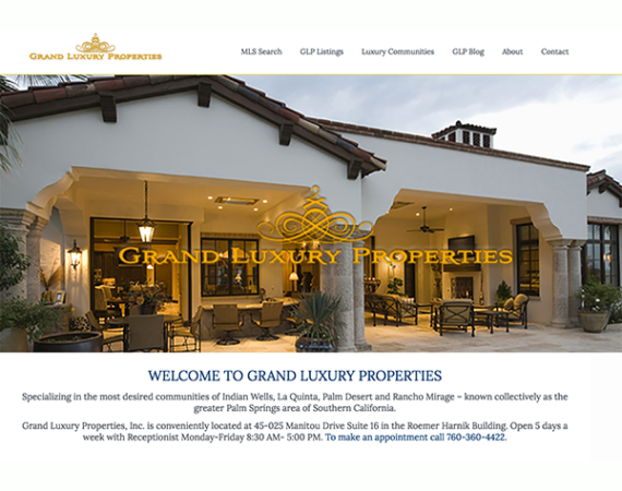 GRAND LUXURY PROPERTIES