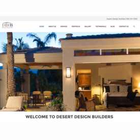 DESERT DESIGN BUILDERS