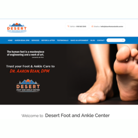 Desert Foot and Ankle Center